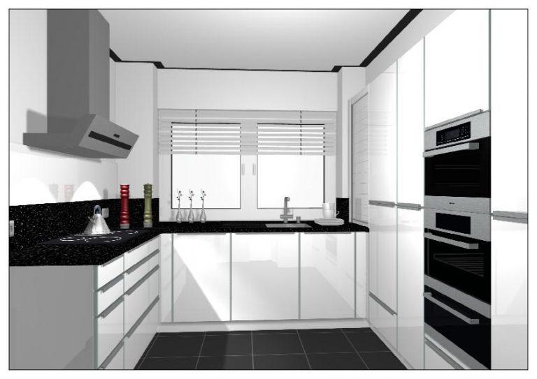Gemeinsam geplante Apéro Küche | Möbel Herten