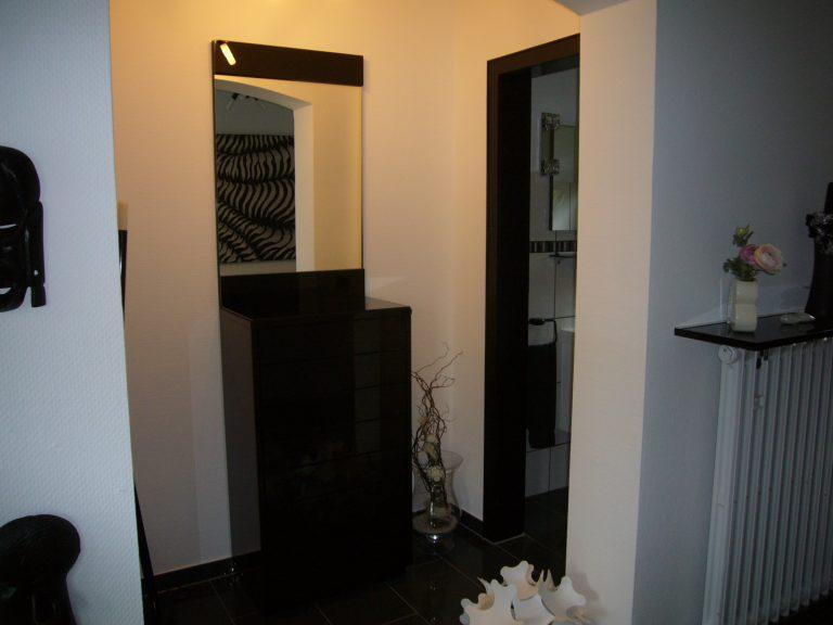 design und fertigung einer individuellen garderobe m bel herten. Black Bedroom Furniture Sets. Home Design Ideas